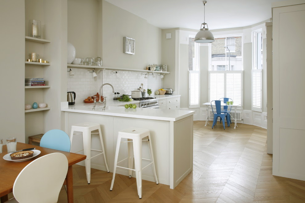 Make Your Home Attractive and Stylish by Installing Solid Wooden Flooring