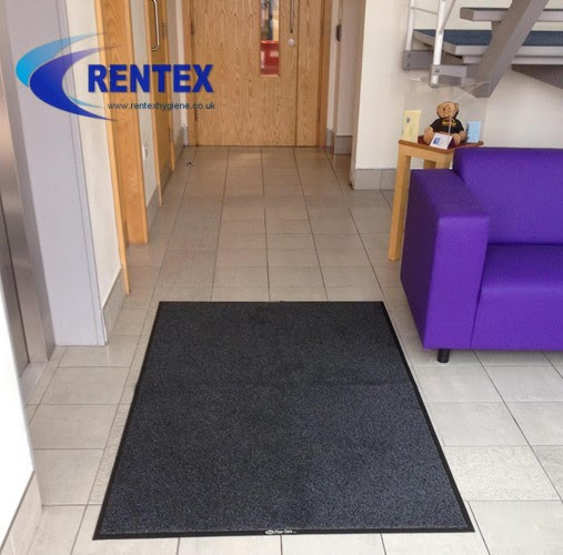 Super Scraper Mat Commercial Floor Mat Rental Services