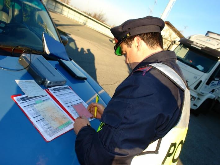 codice della strada patente