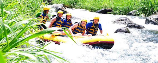 BALI RAFTING AND KINTAMANI VOLCANO TOUR