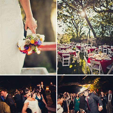 Real Wedding: Vanessa   Chris' Vintage Spanish Wedding