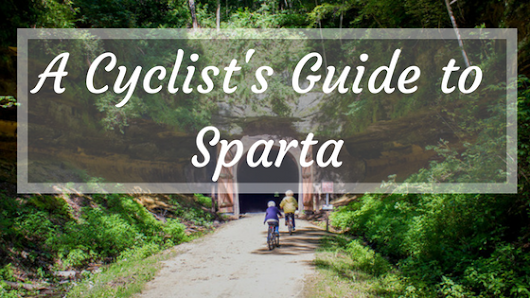 A Cyclist's Guide to Sparta | Franklin Victorian Bed & Breakfast blog