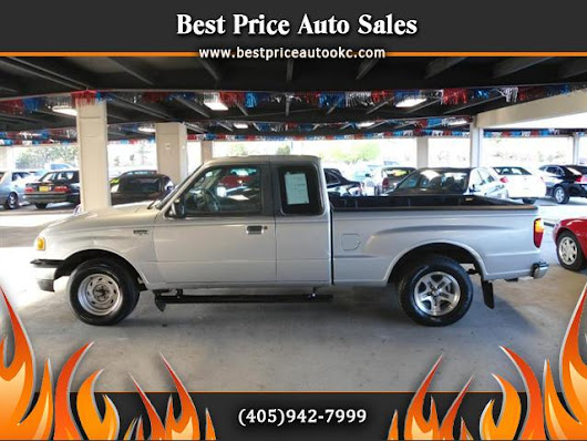 Used 2003 Mazda Truck for Sale in Oklahoma City OK 73112 Best Price Auto Sales