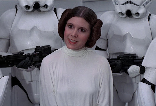 The moment Carrie Fisher nailed her Star Wars audition for Princess Leia with Harrison Ford