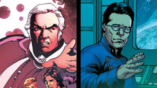 The Two Battlestar Galactica Crews Are Going Head to Head in a New Comic