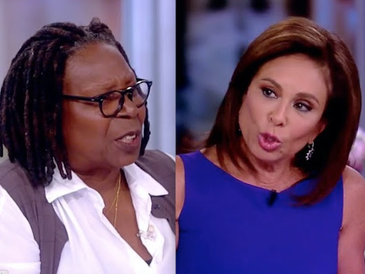 Whoopi Goldberg Abruptly Ends Contentious Jeanine Pirro Interview: 'I'm Done' | Breitbart
