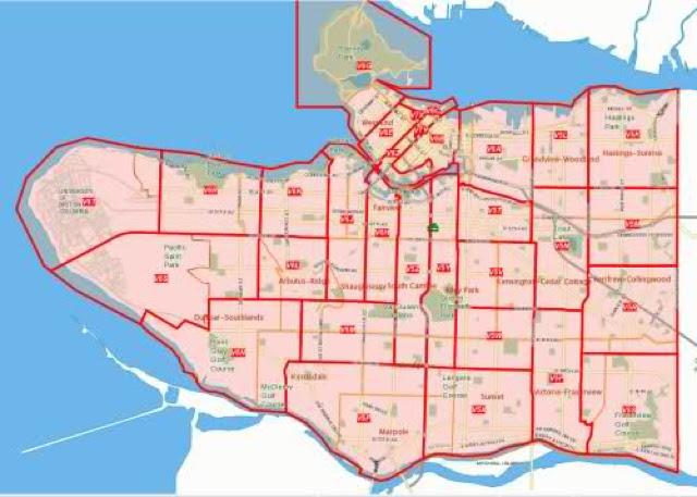 42 Postal Code Vancouver Postal