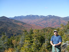 Adirondack Vacation  - 10/08 - Giant Mountain Hike