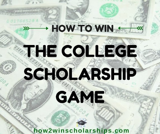 Win the Scholarship Game