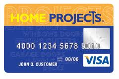 Julian Construction Offers Wells Fargo Home Projects Visa Card