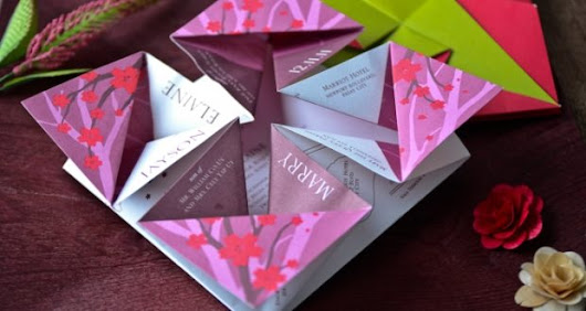 Creating Personal Wedding Invitations