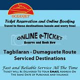 OceanJet Tagbilaran-Dumaguete Route