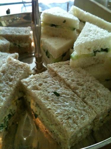 Classic Tea Sandwiches