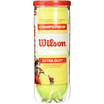 Wilson Championship Extra-Duty Tennis Balls - 3 count