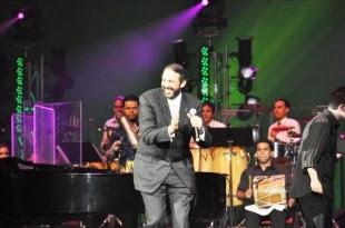 El cantante dominicano Juan Luis Guerra, graduado por Berklee, participó en la conferencia de prensa en donde se anunció que 150 alumnos formarán parte del curso. EFE/Archivo