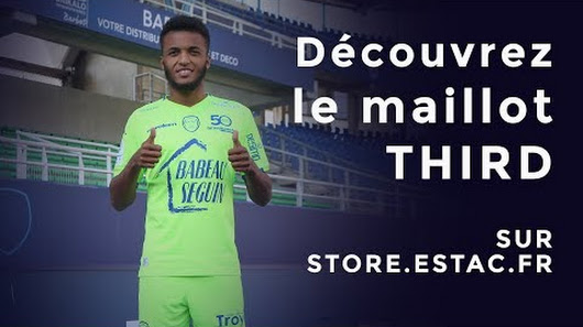 Maillot Domicile MONTPELLIER Morgan POATY