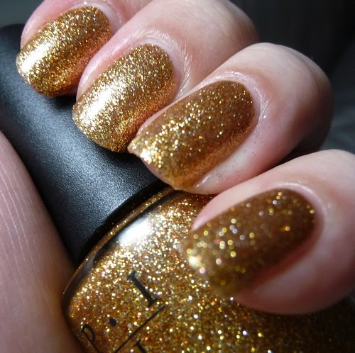 Nail Narcissism Opi Gift Of Gold Ulta Exclusive Christmas 2010