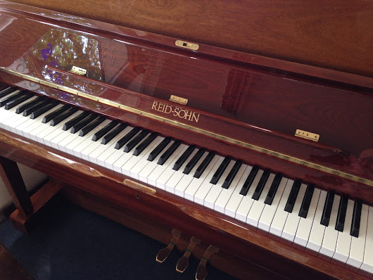 Reid-Sohn modern upright piano for sale in Modern Pianos for sale