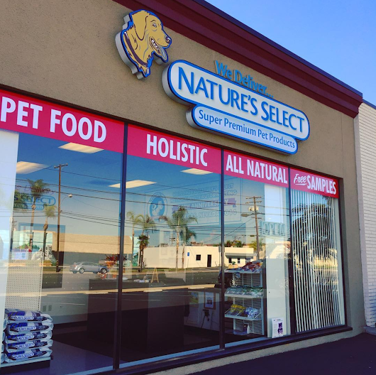 Nature's Select Pet Food | Pets | Orange County Business