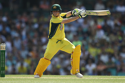 Steve Smith Leads Australia to 68-Run Win Over New Zealand in first ODI