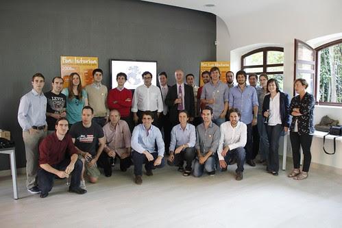 Inauguración Oficina FON en Getxo