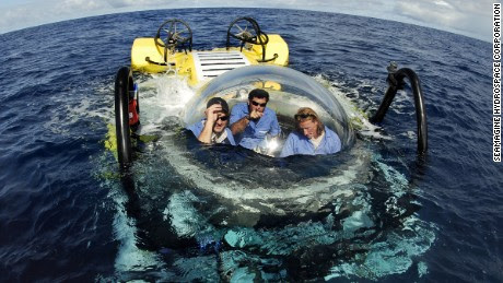 Amazing personal submarines you can actually pilot - CNN.com