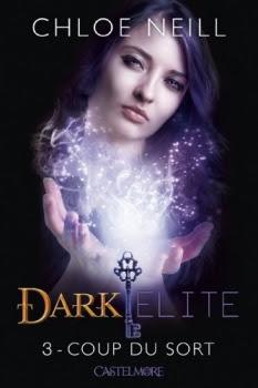 Couverture Dark Elite, tome 3 : Coup du sort