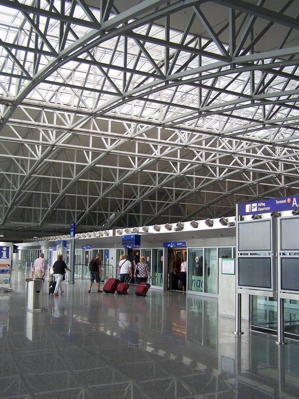 Airport Frankfurt Ankünfte