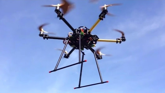 Federal Aviation Administration to require most small drones to be registered and marked