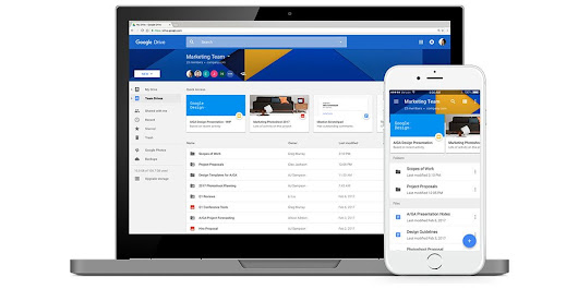 Google Launches Drive File Stream to offer two Options for G Suite Users - IT Connect