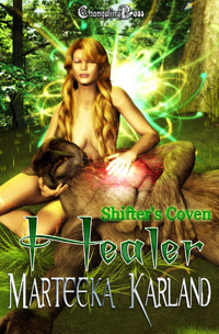 Shifter's Coven: Healer by Marteeka  Karland