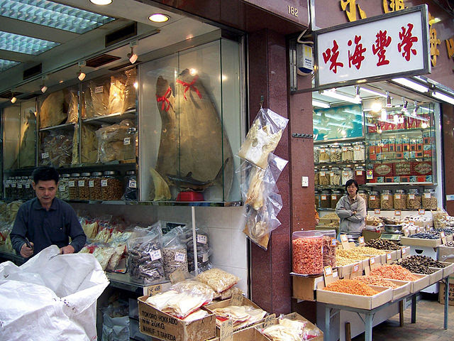 cantonese, chinese, pan fried, salted fish, white herring, 曹白咸魚, salted white herring, seafood street