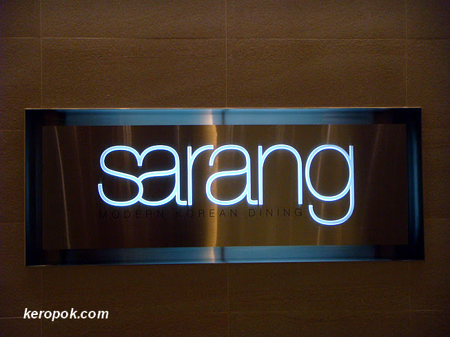 Sarang - Modern Korean Dining