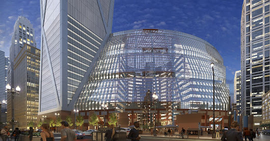 A new look at how Chicago's Thompson Center could be saved