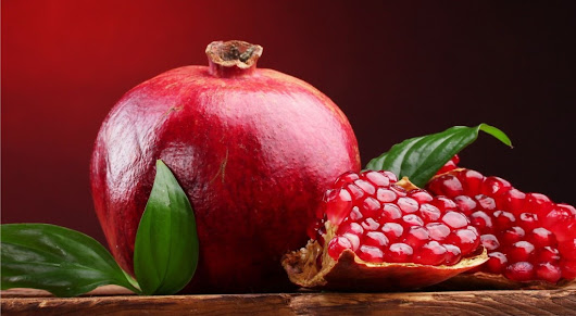How Pomegranate Puts Chemo and Radiation to Shame
