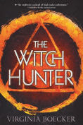 Title: The Witch Hunter, Author: Virginia Boecker
