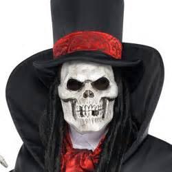 dapper death grim reaper skeleton adult teens halloween