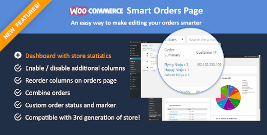 Download WooCommerce Smart Orders Page for Woocommerce 3.0 nulled | OXO-NULLED