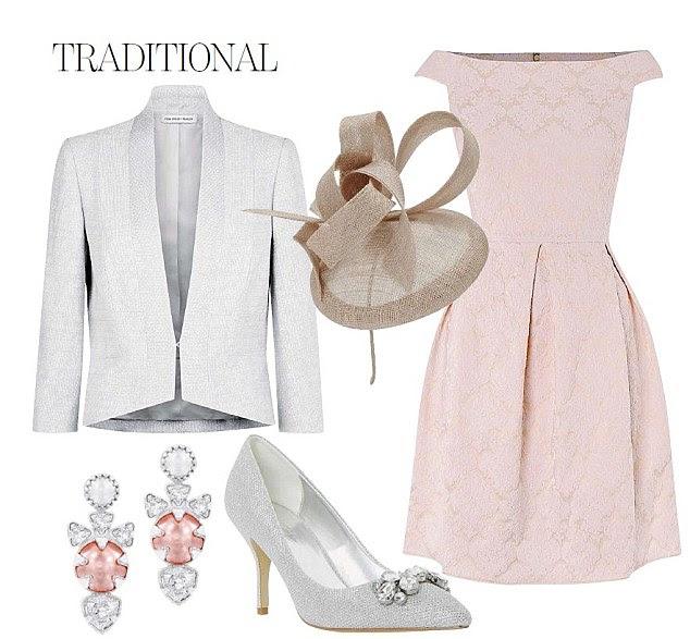 Fashion Forward: Four ways to work the wedding season | Daily Mail ...