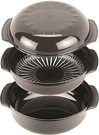 Whirlpool stm006 vaporiera rotonda per forno a microonde - Mobiletto per forno microonde ...
