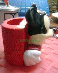 souvenir gypsum tempat pensil mickey 1