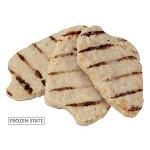 Tyson Glazed Mesquite Filet-Shaped Chicken Breast Patties (2.75 OZ, 60 Per Case)