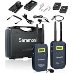 Saramonic High Fidelity 5.8GHz Wireless Lavalier Microphone System
