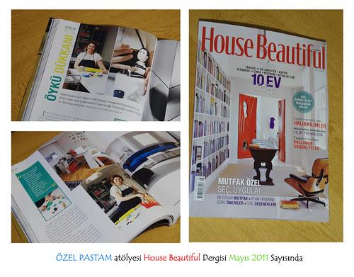 House Beutiful Mayıs 2011