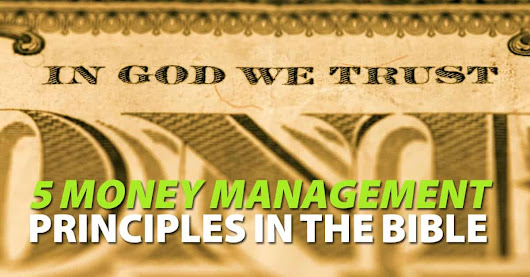 Millionaire In The Next Pew: 5 Money Management Principles In The Bible