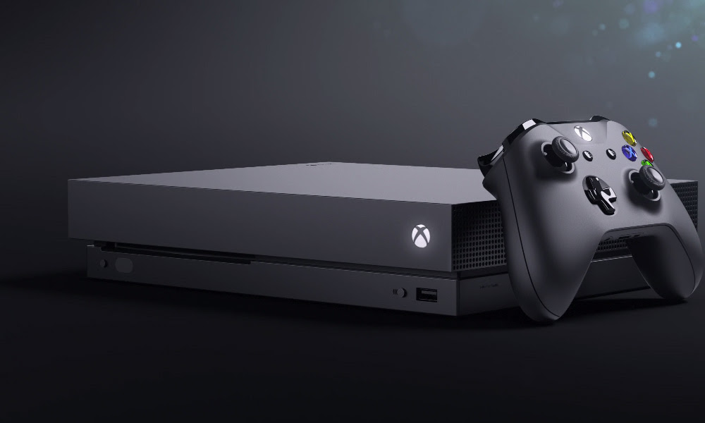 Microsoft confirms Xbox One X, formerly 'Scorpio' at E3 screenshot