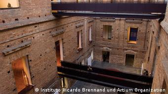 Brasilien Ricardo Brennand Institut in Sao Paulo (Instituto Ricardo Brennand und Artium Organization)