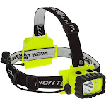 Bayco NightStick XPP-5458G Safety Rated Spot & Flood Dual Light LED Headlamp - Green