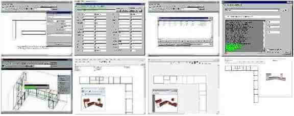 KitCAD Free 2D and 3D Kitchen Design Software Cabinet