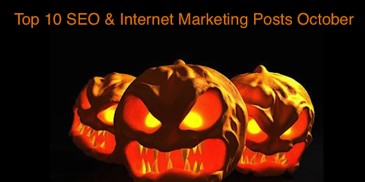 October 2014 – Top 10 Posts Published